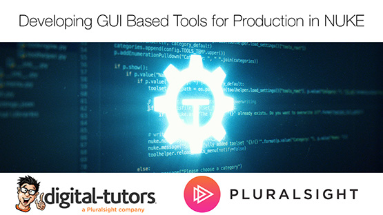 Developing GUI Based Tools for Production in NUKE
